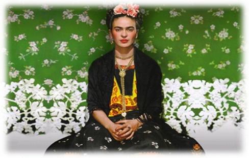 Frida Kahlo e la sua Città del Messico