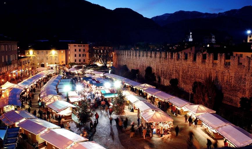 Natale A Trento.Mercatini Di Natale In Trentino Mercatini Di Natale 2019