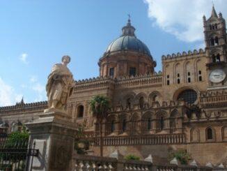 Cattedrale di Palermo - foto di Giovanni Dall'Orto via Wikipedia