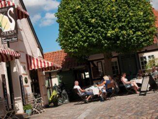 Casa di Andersen a Odense ©VisitDenmark