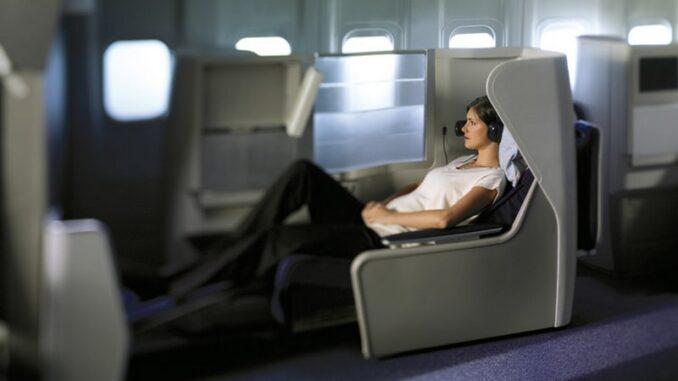 Relax sui voli British Airways