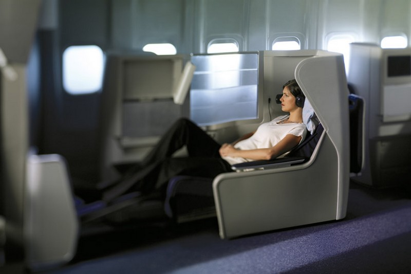 Relax sui voli British Airways