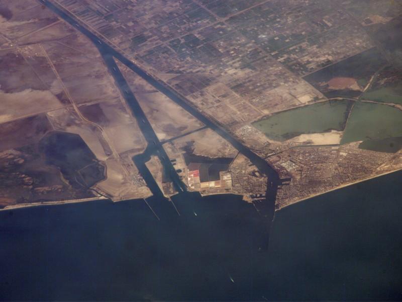 Canale di Suez, Port Said