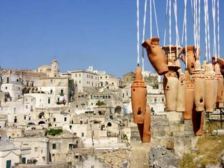 Fiera dell'Artigianato nel centro storico di Matera