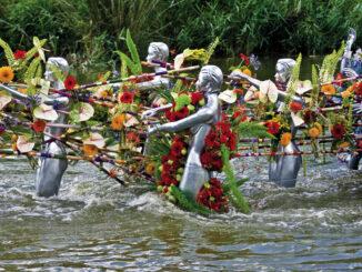 Flower Parade Lichtenvoorde © VisitHolland