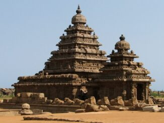 Mamallapuram - ph mckaysavage via Wikipedia
