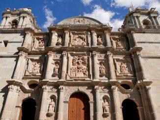 Oaxaca, la Cattedrale - foto visitmexico.com