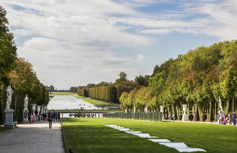 Giardini di Versailles - ph ninara via Wikipedia
