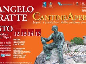 Cantine Aperte, Sant'Angelo le Fratte
