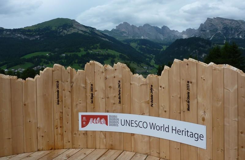 Cinema UNESCO in Val Gardena