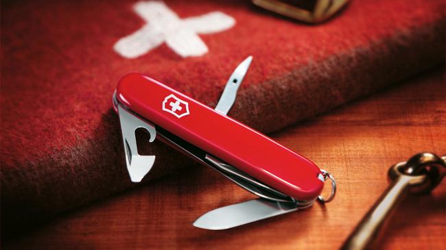 Il famoso coltellino svizzero