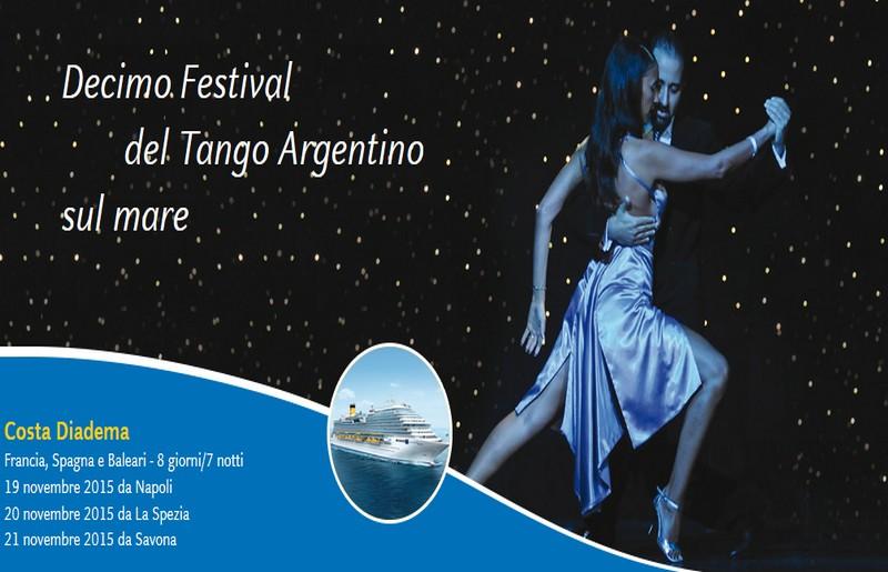 Crociera con Festival di Tango Argentino