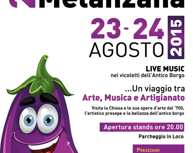 Festa Melanzana a Preazzano