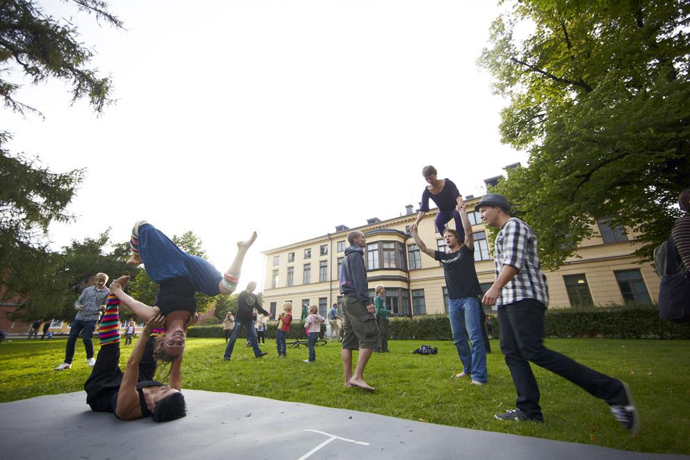 Helsinki, Festival ©Riku Pihlanto