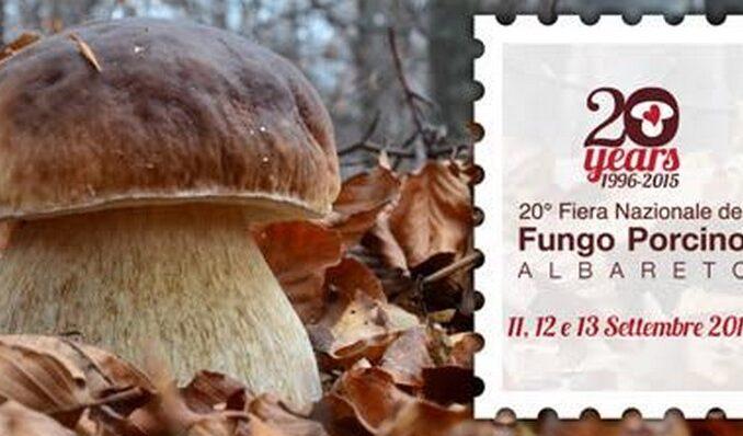 20° Fiera Nazionale del Fungo Porcino di Albareto