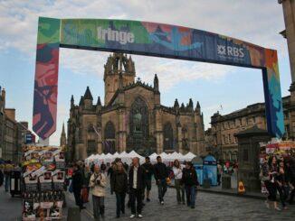 Edimburgo cosa vedere: Fringe Festival, Edimburgo ©Foto Anna Bruno