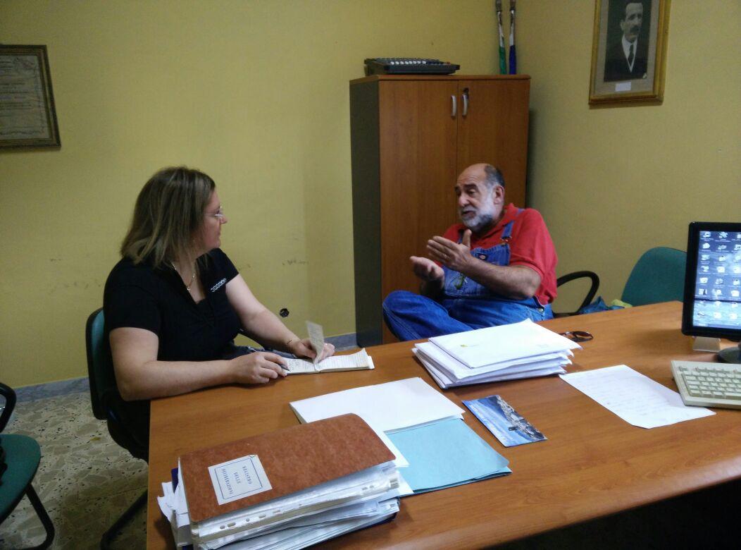 Intervista con Giorgione