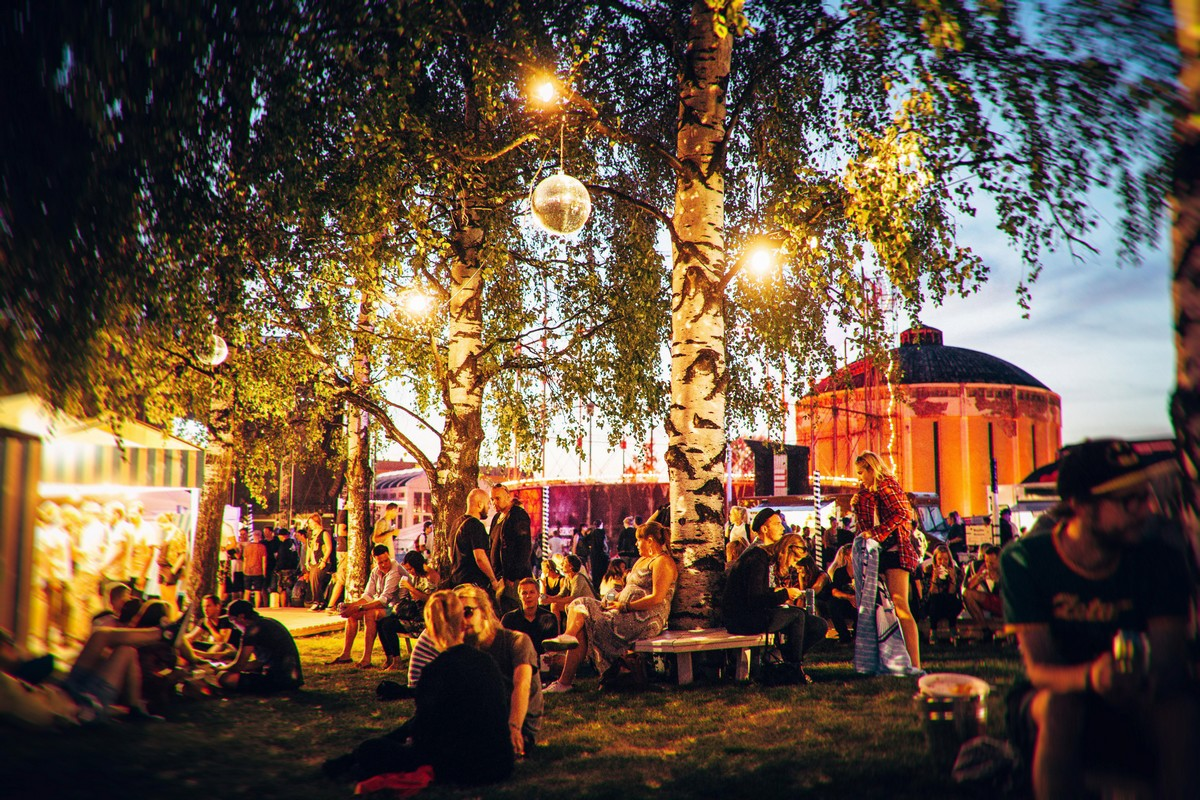 Flow Festival ©Jussi Hellstén