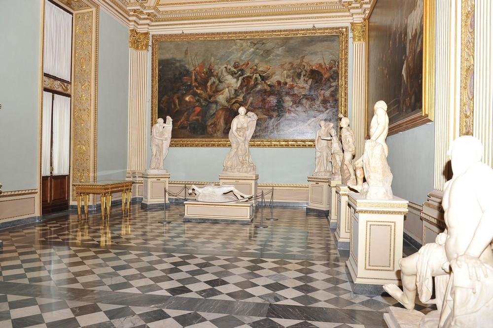 Sala Nobie, Uffizi Firenze