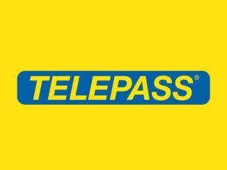 Telepass, logo