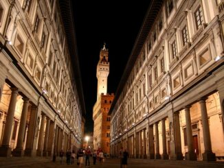 Uffizi, Firenze - ph Chris Wee via Wikipedia