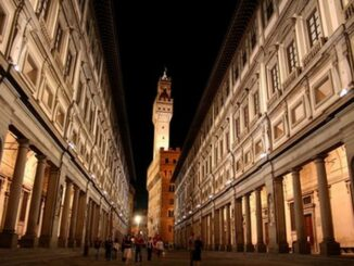 Firenze, Uffizi ©foto Chris Wee