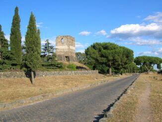 Appia Antica, Torre Selci