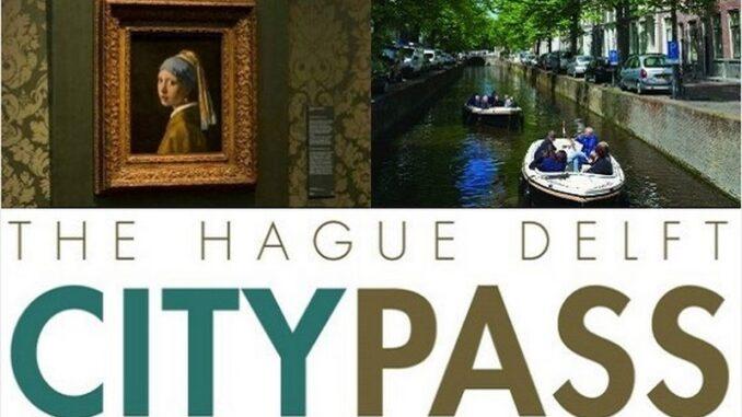 City pass L'Aia - Delft