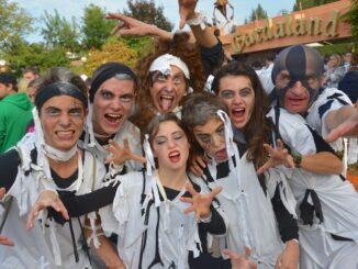 Gardaland Magic Halloween 2015