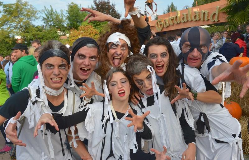 Gardaland Magic Halloween 2015