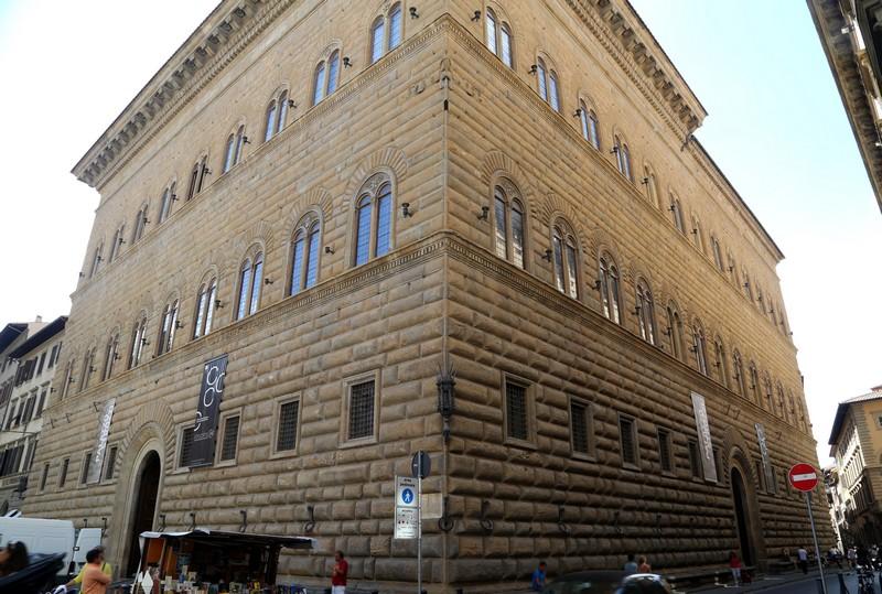 Palazzo Strozzi, Firenze - ph Rufus46 via Wikipedia