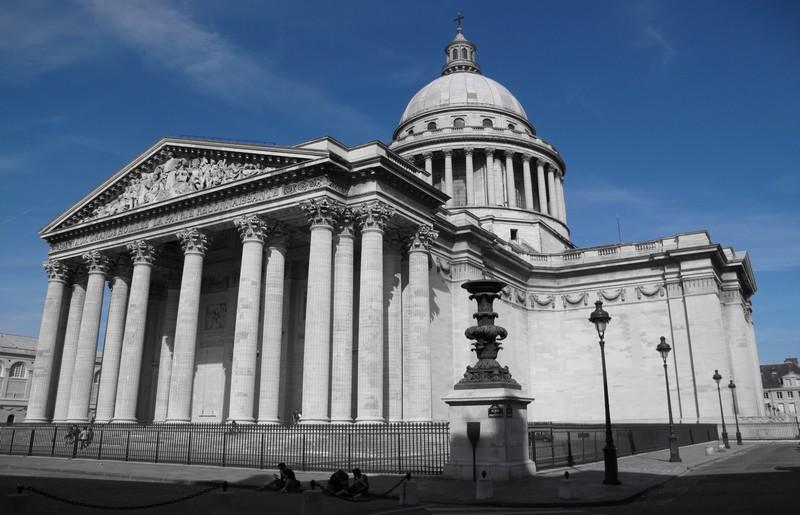 Pantheon, Parigi - ph Velual via Wikipedia