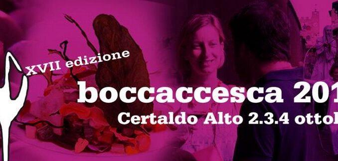 Boccaccesca 2015 a Certaldo, Firenze