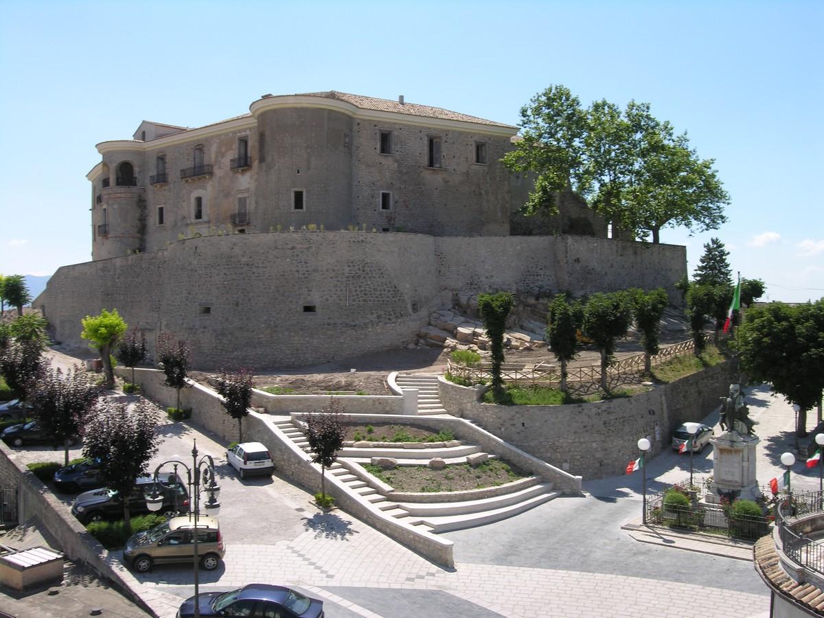 Il castello di Gesualdo