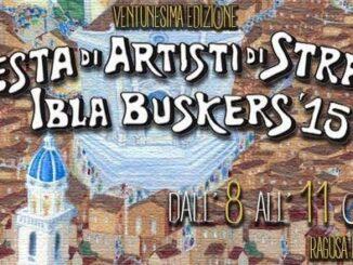 Ibla Buskers 2015
