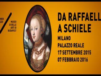 """Mostra """"Da Raffaello a Schiele"""" a Milano"""