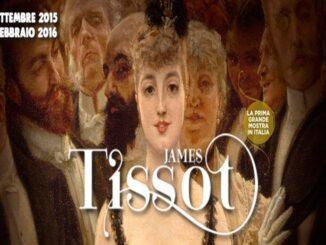 Mostra su James Tissot a Roma