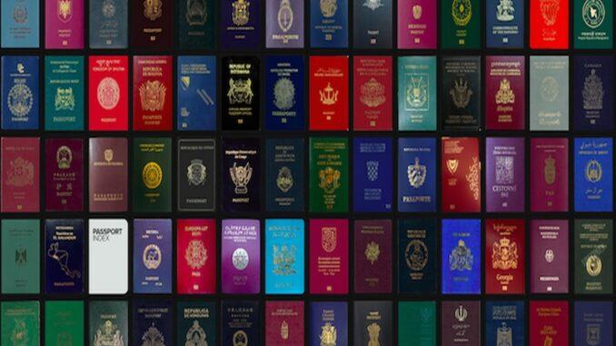 Passaporti - ph via huffingtonpost.it