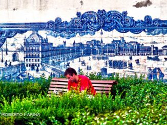 Porto, azulejos - ph Roberto Farina per Evolution Travel