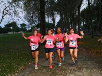 Bibione is surprising run