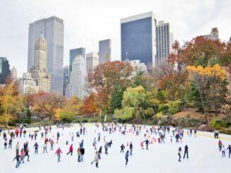 Natale a Central Park - ph veicolata da Alidays