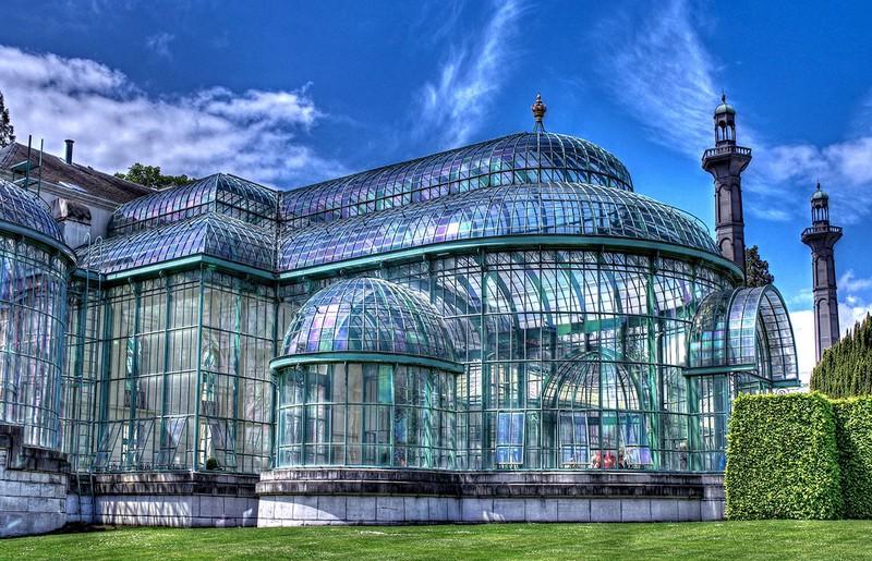 Belgio, Parco Laeken - ph I Viaggi di Boscolo
