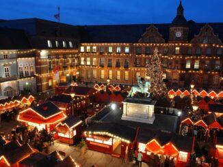 Mercatini di Natale a Düsseldorf