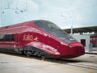 Italo Treno, parte anteriore
