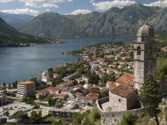 Kotor - ph Ggia via Wikipedia - licenza Creative Commons Attribution-Share Alike 3.0 Unported