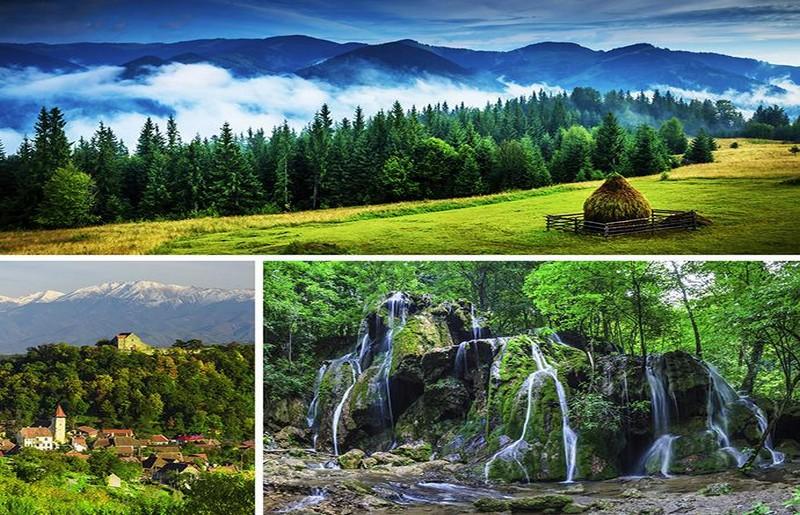 Le colline della Romania - ph Viaggi di Boscolo