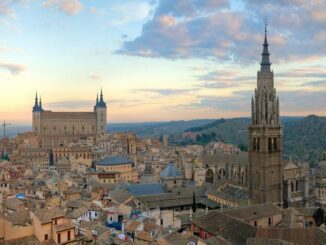 Panorama di Toledo - Photo by DAVID ILIFF. License: CC-BY-SA 3.0