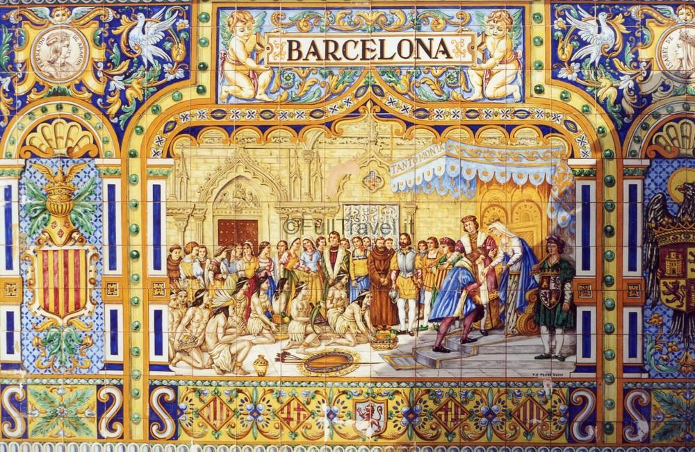 Affresco Barcelona