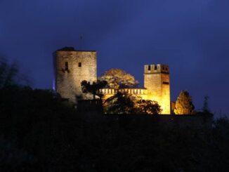 Castello di Gropparello - ph via pagina ufficiale su Facebook