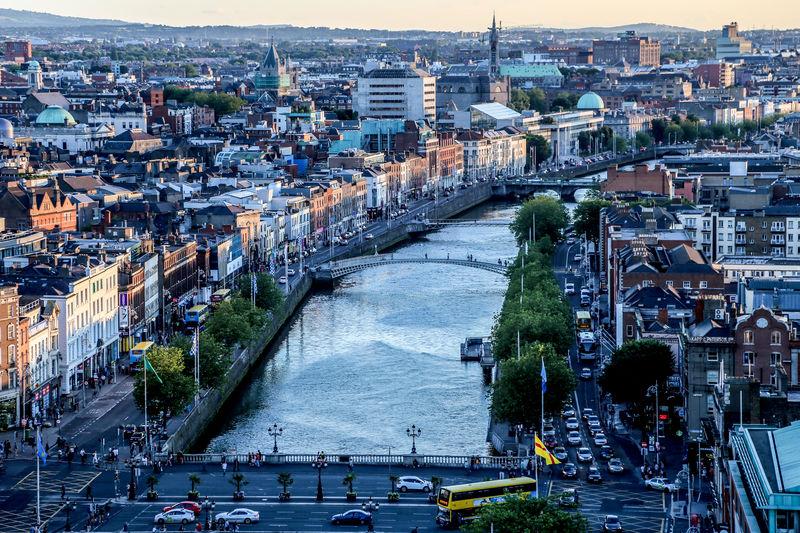 Dublino cosa vedere: panorama della capitale dell'Irlanda ©Foto Tara Morgan